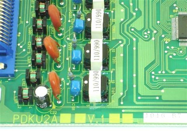 Toshiba PDKU2A Circuit Card image