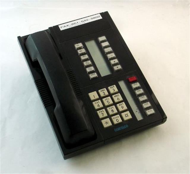 ITT Cortelco eOn 911800-M0E-20E (B-Stock) Phone image