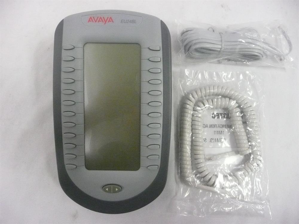 Avaya EU24BL - 2XU-A / 700381825 Console image