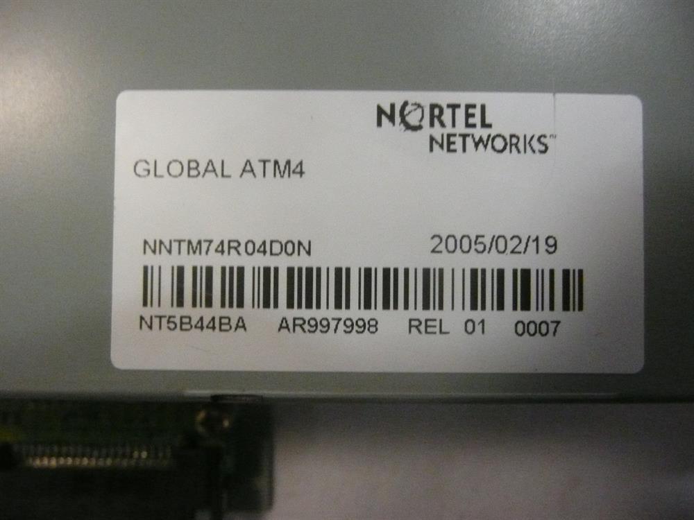 Nortel / Avaya NT5B44BA Media Bay Module image