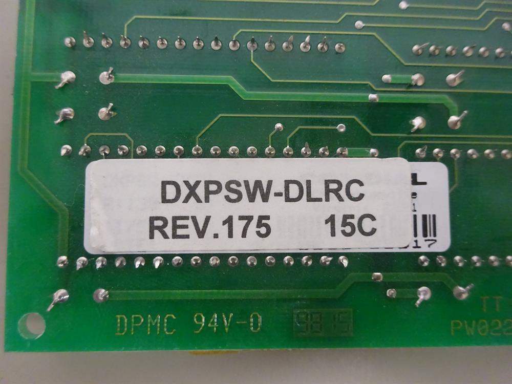 Comdial DXPSW-DLRC-15C Circuit Card image