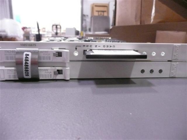 Avaya Definity TN2401 V5 with TN2400 V2 Network/Packet Interface Circuit Card image