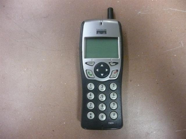 Cisco CP-7920 Phone image