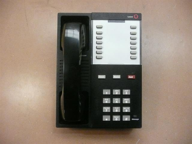AT&T/Lucent/Avaya 8102M Phone image