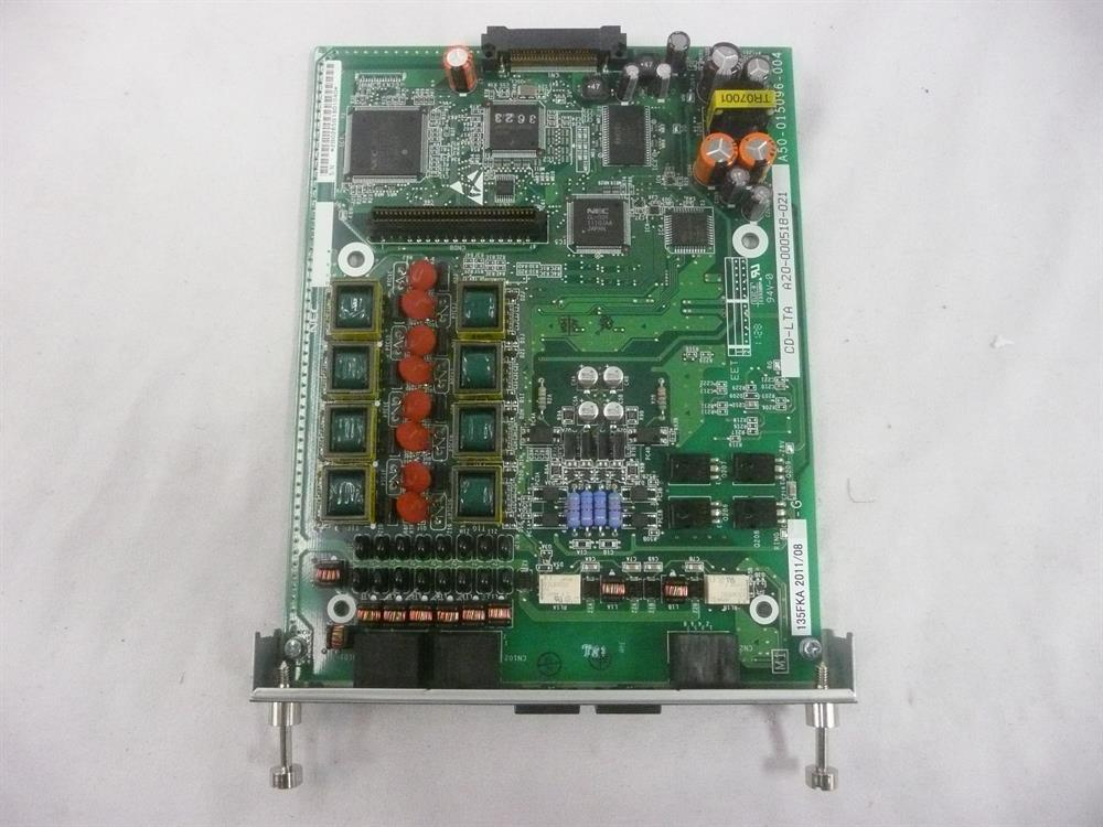 NEC Univerge SV8000 Series CD-LTA 670128 8 Port Digital Station and 2 Port Single Line Station Interface Circuit Card image