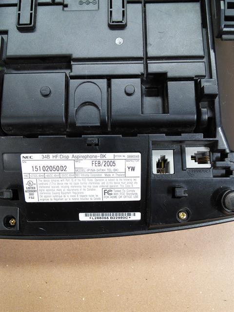0890073 / IP1NA-24BTIXH NEC image