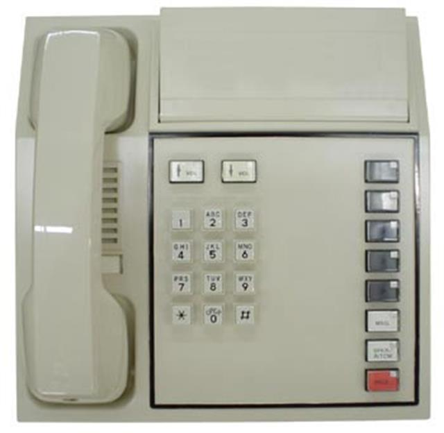 Tadiran EKT100 - 440941812 (B Stock) Phone image