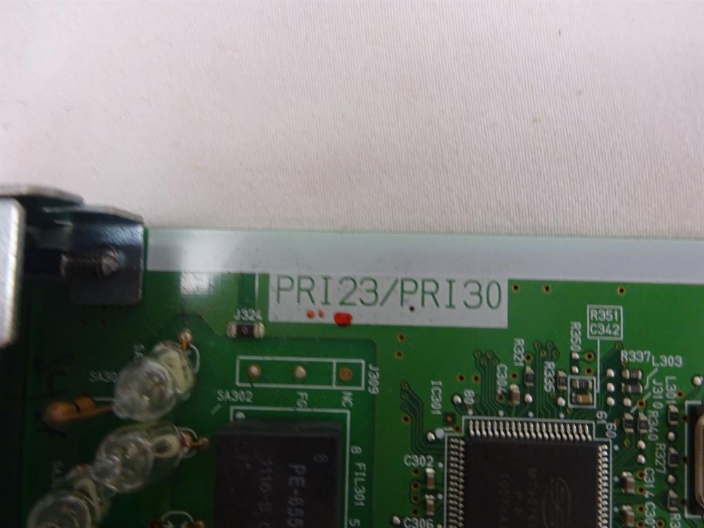 Panasonic KX-NCP1290 PRI23  ISDN-PRI Circuit Card image