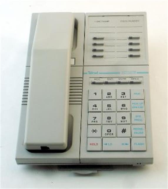 Telrad 79-260-0000\Gray (NIB) Phone image