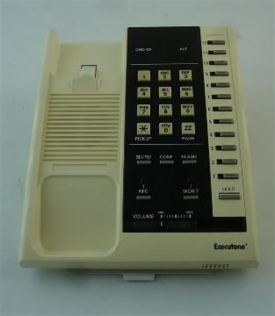 Executone- Isoetec 2512501 Phone image