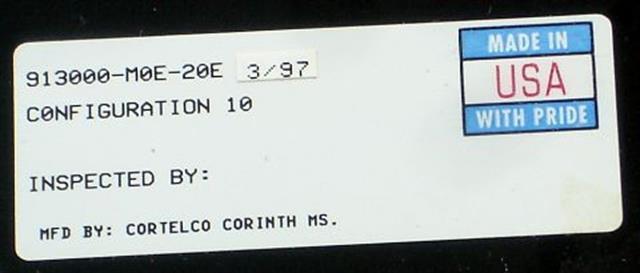 913000-MOE-20E ITT Cortelco eOn image