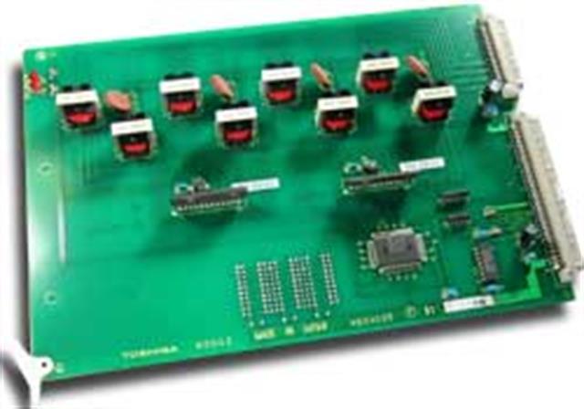 Toshiba NDSU2 Circuit Card image