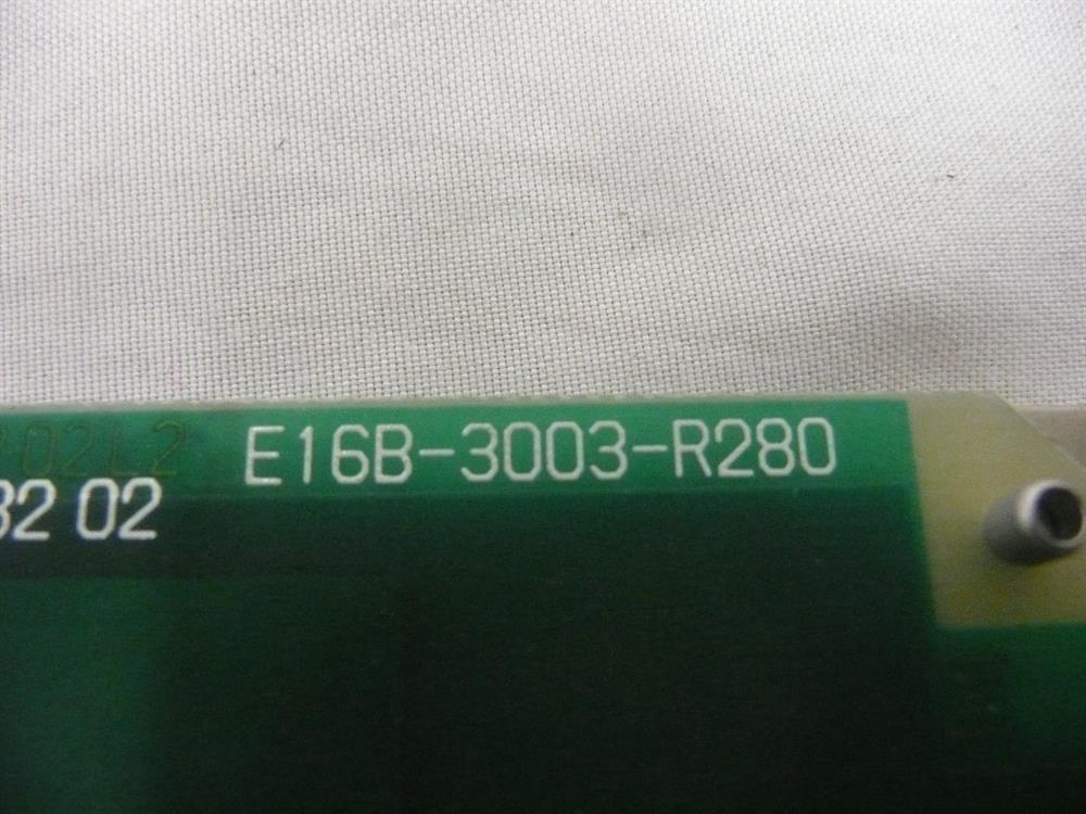 Fujitsu E16B-3003-R280 (B8NCCA) Card image
