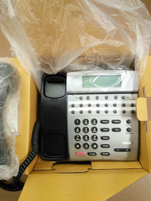 NEC DTH-16D-2 / 780575 (NIB) Phone image