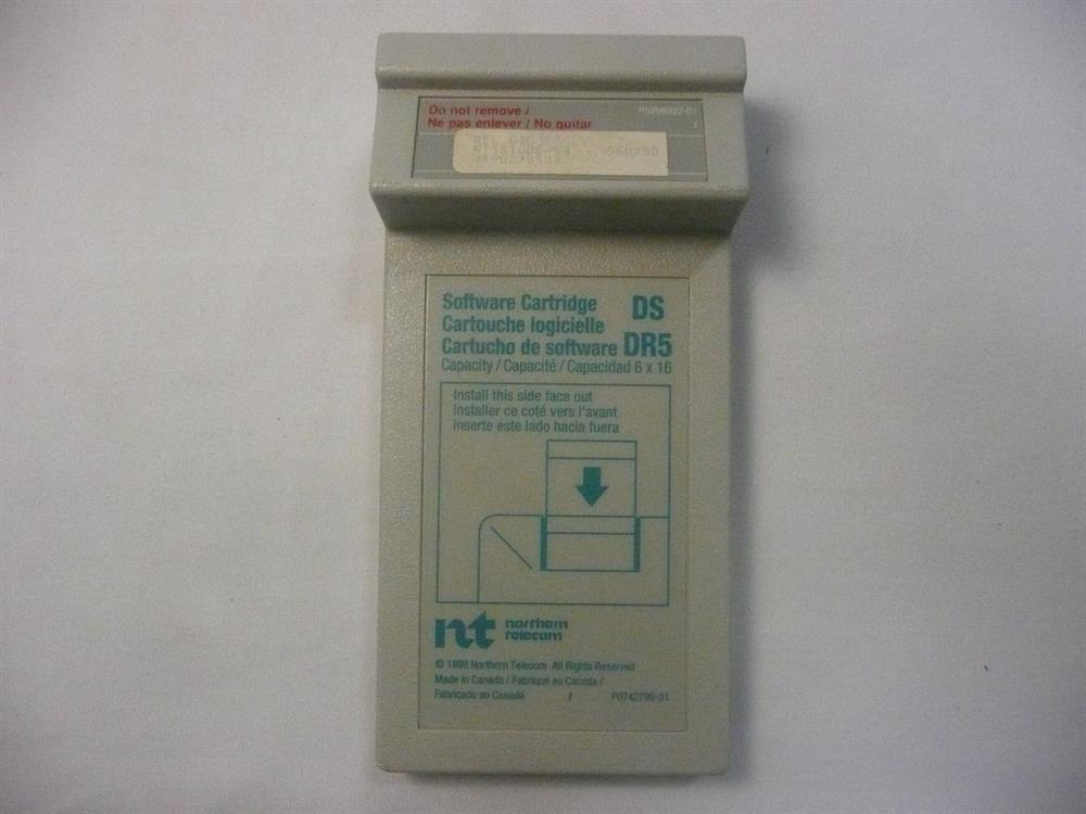 Nortel-Norstar NT5B10DE Software Cartridge image