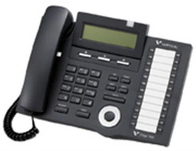New Vertical Communications VW-E700-24B Digital Telephone image