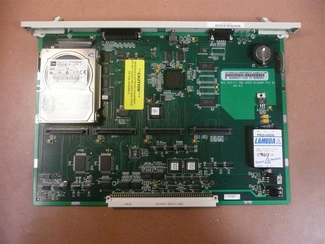 Samsung DVMP / KPCADB16V Circuit Card image