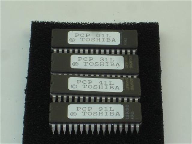 Toshiba NANP- R3 (NIB) Memory Chips image