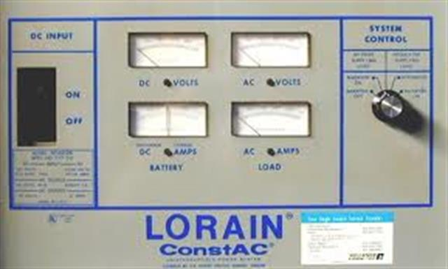 Lorain WDA502B Power Supply image