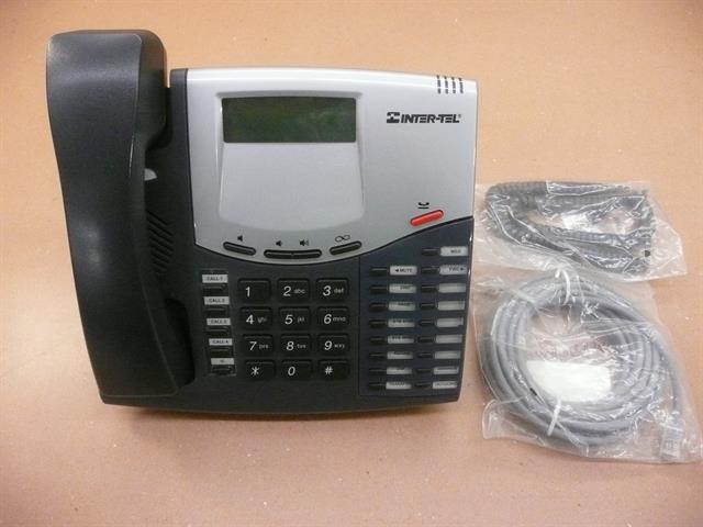 Inter-Tel 8520 (550.8520) NIB Phone image