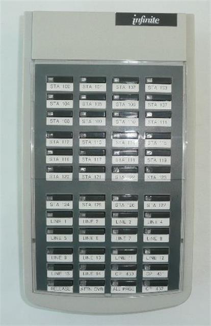 Vodavi IN1410-62 (NIB) New In Box Console image