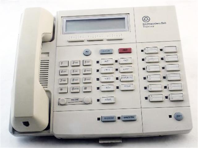 Southwestern Bell DKS925 - White Phone image