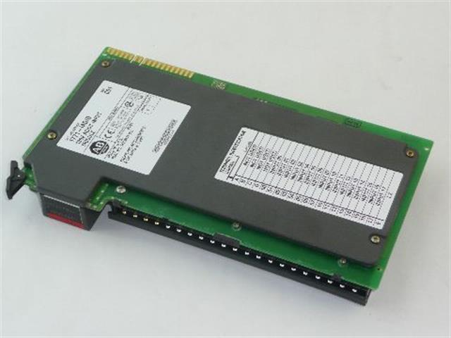 Allen Bradley 1771-IAD/D Circuit Card image