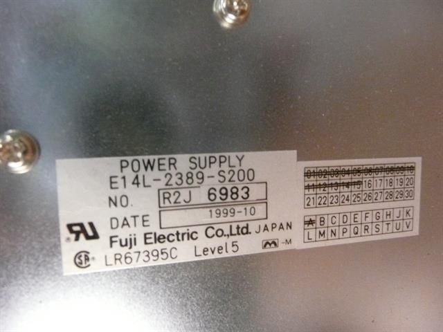 E14L-2389-S200 Fujitsu image