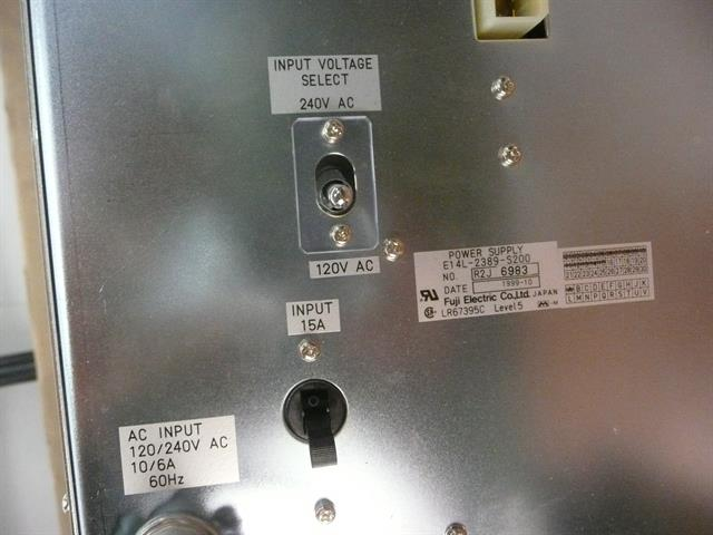 Fujitsu E14L-2389-S200 Power Supply image