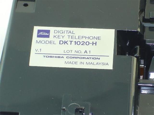1020H (NIB) Toshiba image