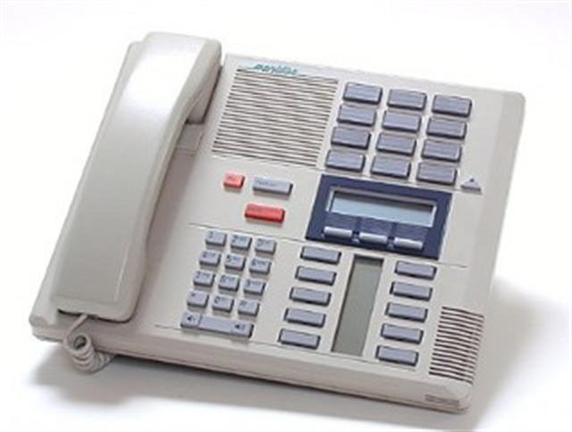 Nortel M7310 / NT8B20 - NT8B21 (B-Stock) Phone image