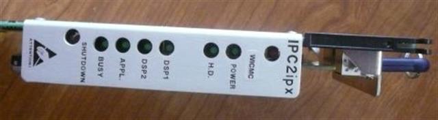 Tadiran IPC2 ipx / 77449499400 WiCMC Circuit Card image