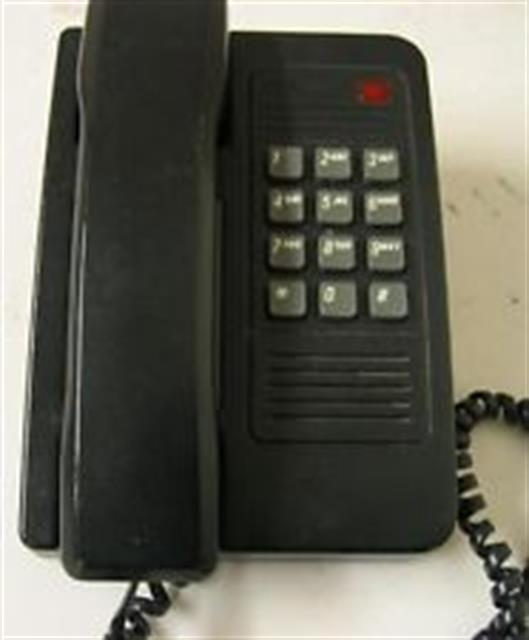 Nortel M8001 / NT2N57AA - Black Phone image