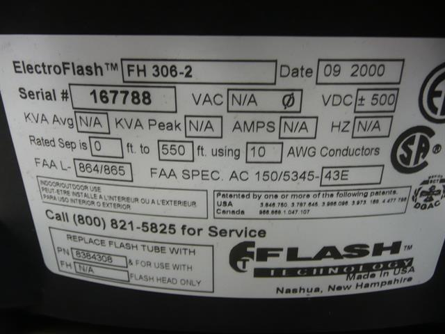 Flash Technology FH 306-2 image