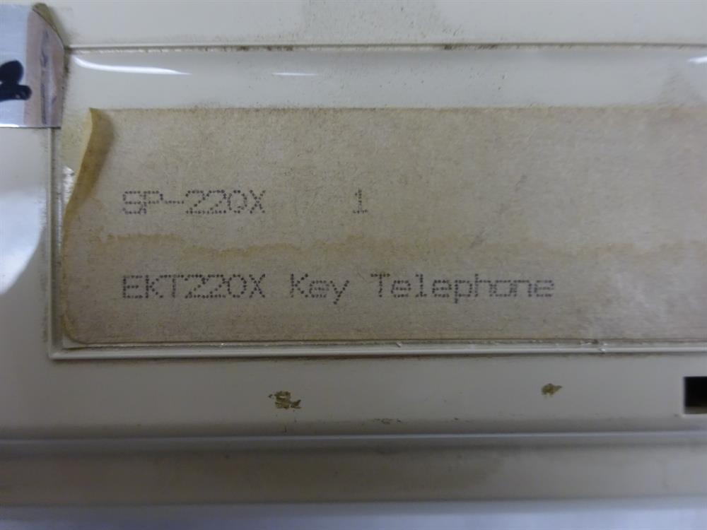 Toshiba 220X (B-Stock) Phone image