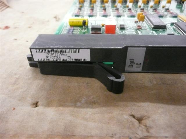 Nortel Meridian DGTL LC NT8D02EA 16 Port Digitalt Station Circuit Card image