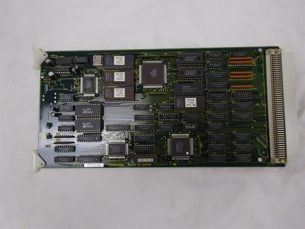Toshiba BTSW Circuit Card image