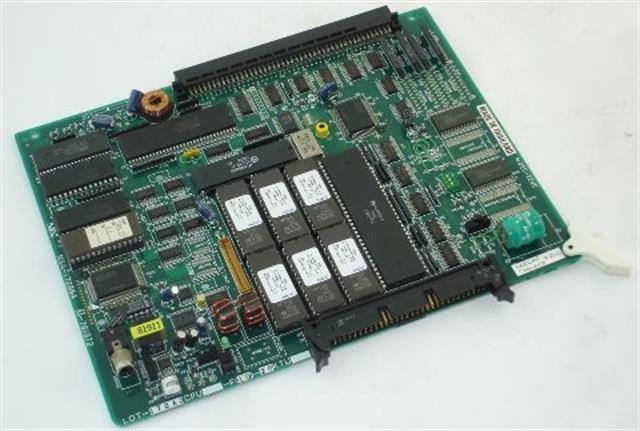 NEC CPU-F(60)-20 - 720118 Circuit Card image