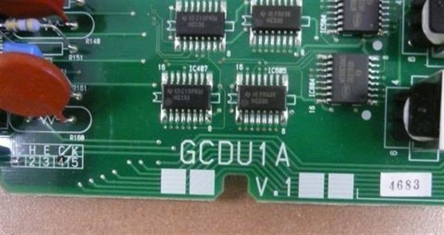 Toshiba GCDU1A Daughter Card image