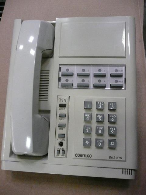 ITT 292575-MOE-40D (B-STOCK) Phone image