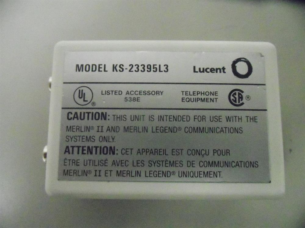 ATT-Avaya Lucent KS-23395L3 Adapter image