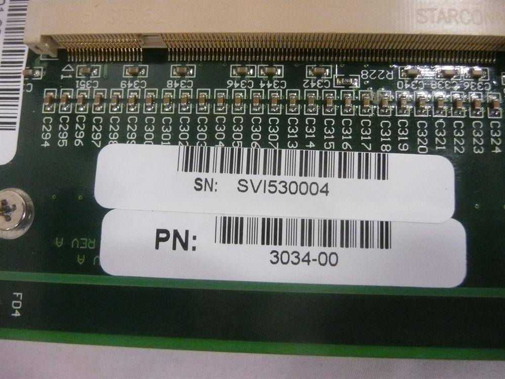 Vertical Vodavi XTS/XTS-IP VMIB 3034-00 12 Port In-Skin Voice Mail Circuit Card image