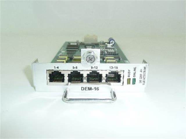 Inter-Tel/Mitel DEM-16 (580.2200.1) Circuit Card image