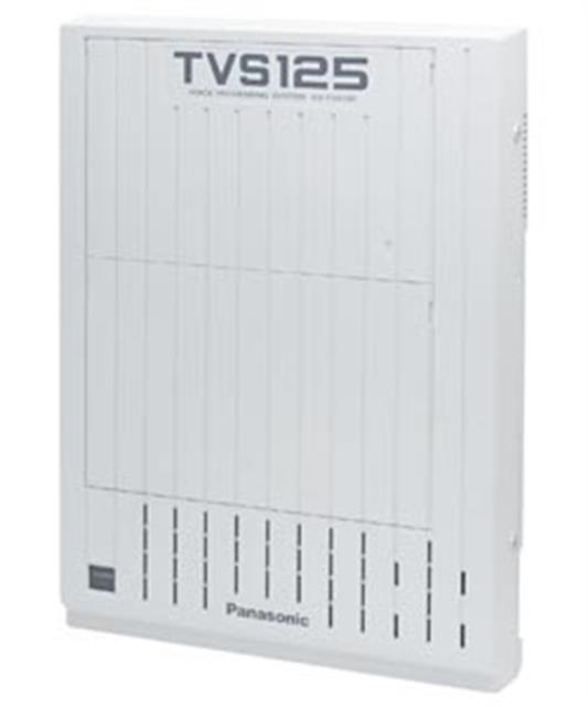 Panasonic KX-TVS125 Voicemail image