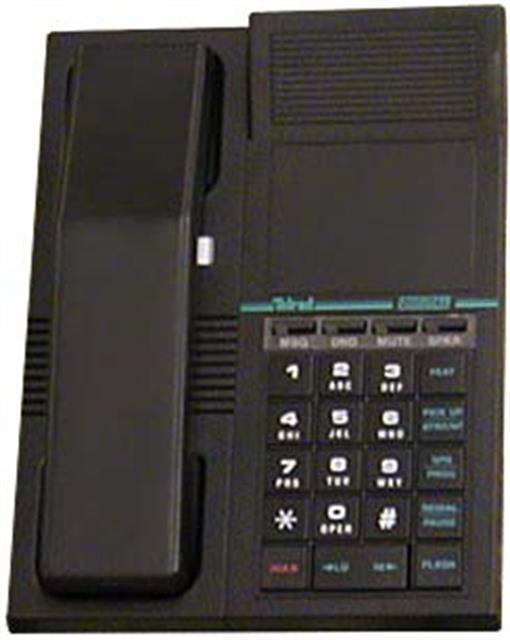 Telrad 79-400-0000\Black (NIB) Phone image