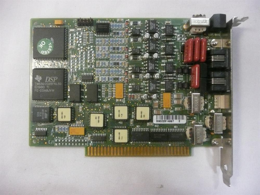 Brooktrout / Rhetorex RDSP Quartet Circuit Card image