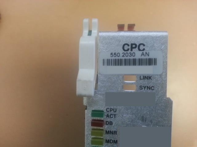 Inter-Tel CPC - 550.2030 (v10.001) Circuit Card image