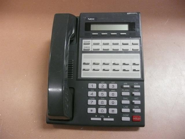 NEC BDS DX7NA-12TXH 80573 Digital Telephone Phone image