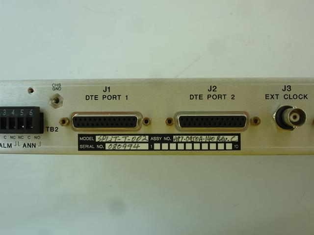 Larse Split-T-002 System image
