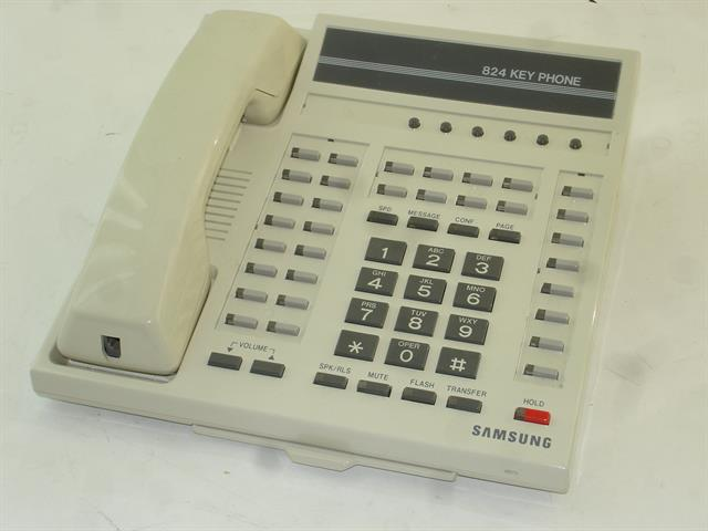 Samsung 824 STD 24A (B-Stock) Phone image